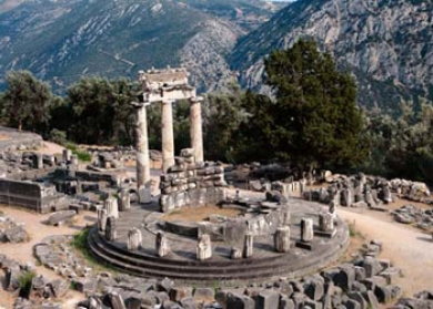 Three Day Delphi - Meteora