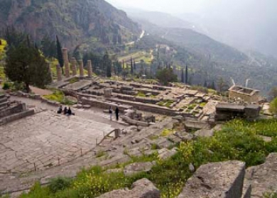 Two Day Delphi Tour